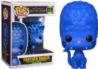 Pop! Television 819 The Simpsons Treehouse of Horror: Panther Marge